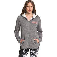 sweat-shirt Roxy Slopes Fever B Zip - KTE1/Charcoal Heather - women´s