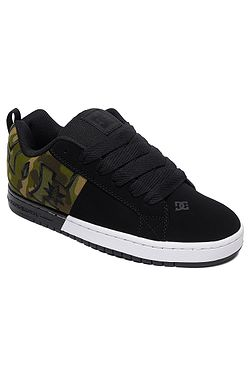 33c222597 boty DC Court Graffik SQ - BCM/Black/Camo ...