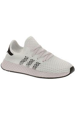 shoes adidas Originals Deerupt Runner - White/Core Black/Orchid Tint - women´s