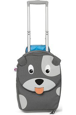 suitcase Affenzahn David Dog - Gray - kid´s