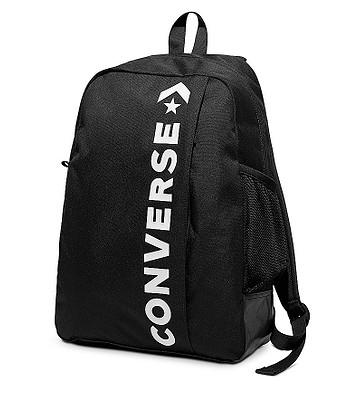 Entrelazamiento silencio favorito  mochila Converse Speed 2/10018262 - A02/Converse Black - blackcomb-shop.eu
