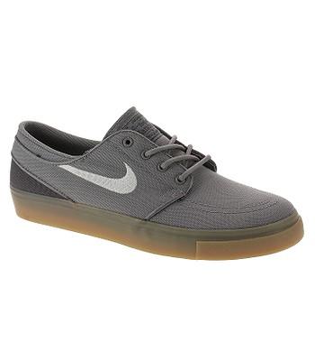 Debe haga turismo Caucho  shoes Nike SB Stefan Janoski GS - Gunsmoke/White/Thunder Gray - unisex  junior - blackcomb-shop.eu