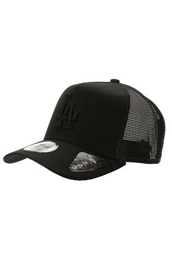 kšiltovka New Era 9FO AF Diamond Era Truck MLB Los Angeles Dodgers - Black/Black/Black
