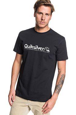 T-Shirt Quiksilver Modern Legends - KVJ0/Black - men´s