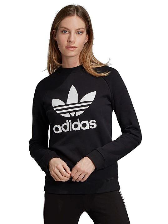 Bluza adidas Originals Trefoil Crew (black)