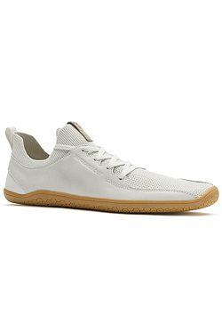 boty Vivobarefoot Primus Knit M - Vap Gray Off White Leather
