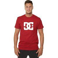 T-Shirt DC Star 2 - XRRW/Chili Pepper/White - men´s
