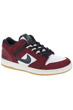 boty Nike SB Air Force II Low - Team Red/Obsidian/White/Summit White