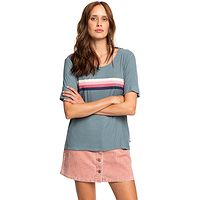 T-Shirt Roxy All Good Baby - BLN0/Trooper - women´s