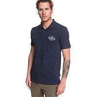 T-Shirt Quiksilver Miz Kimitt Polo - BYJ0/Navy Blazer - men´s