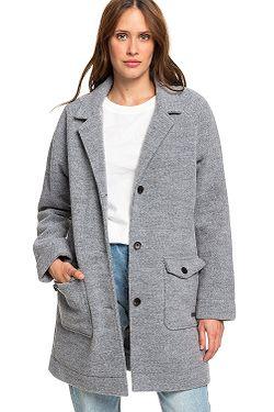 kabát Roxy Destiny Rules - SGRH/Heritage Heather