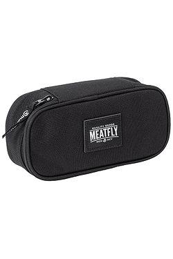 penál Meatfly Pencil Case 2 - A/Black