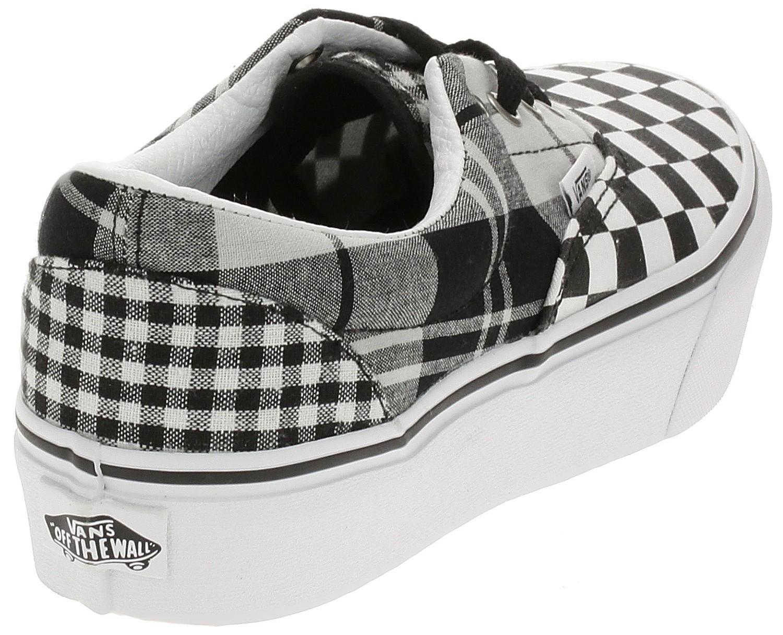 shoes Vans Era Platform - Plaid