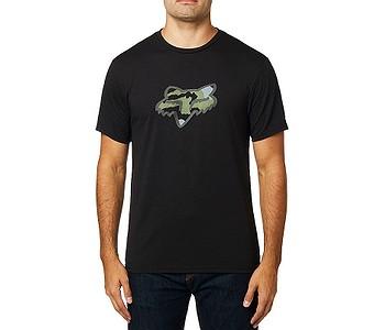 tričko Fox Predator Tech - Black