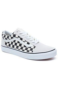 boty Vans Old Skool - Checkerboard/White/Black