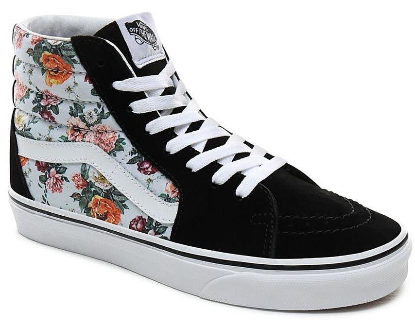 shoes Vans SK8-Hi - Garden Floral/True