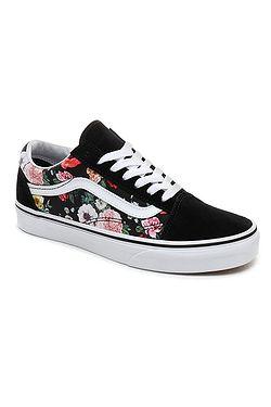 shoes Vans Old Skool - Garden Floral/Black/True White