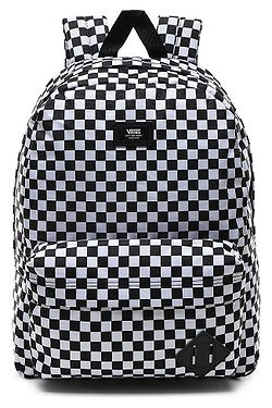 backpack Vans Old Skool III - Black/White Check