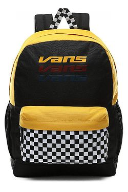 backpack Vans Sporty Realm Plus - Black/Trifecta - women´s