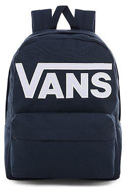 backpack Vans Old Skool III - Dress Blues/White