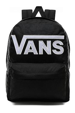 backpack Vans Old Skool III - Black/White