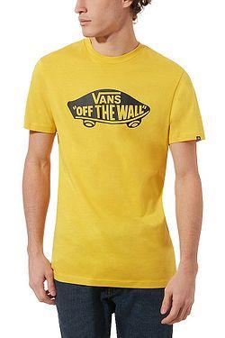 T-Shirt Vans OTW - Sulphur/Black - men´s