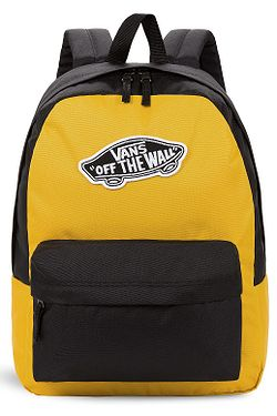backpack Vans Realm - Mango Mojito/Black - women´s