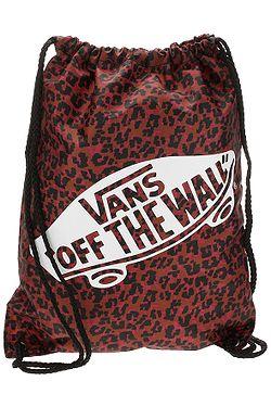 vak Vans Benched - Wild Leopard