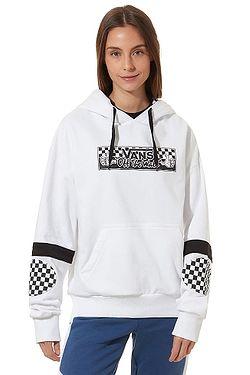 mikina Vans BMX Hoodie - White