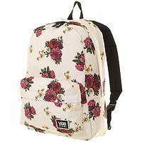 mochila Vans Realm Classic - Botanical Floral - women´s
