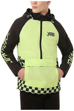 bunda Vans BMX Off Wall Anorak - Sharp Green/Black