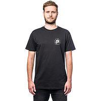 T-Shirt Horsefeathers Mountainhead - Black - men´s
