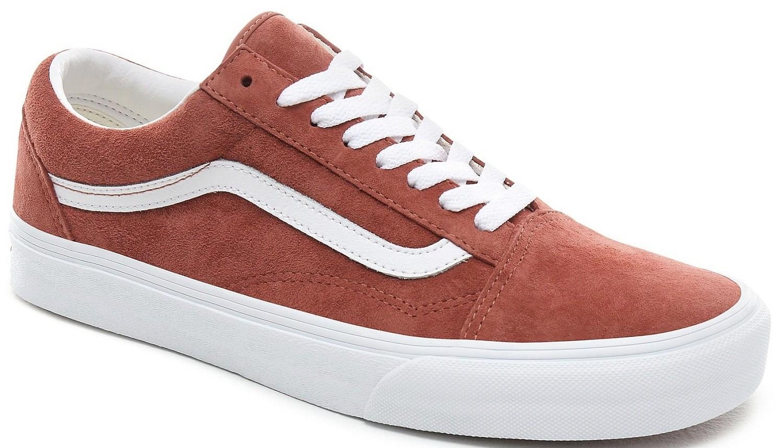 shoes Vans Old Skool - Pig Suede/Burnt