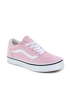shoes Vans Old Skool - Lilac Snow/True White - girl´s