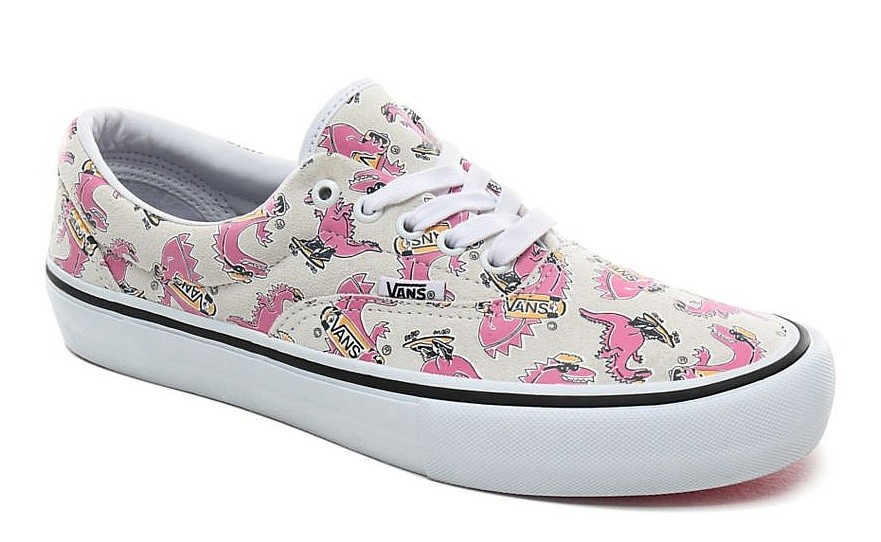 shoes Vans Era Pro - Vanosaur/White