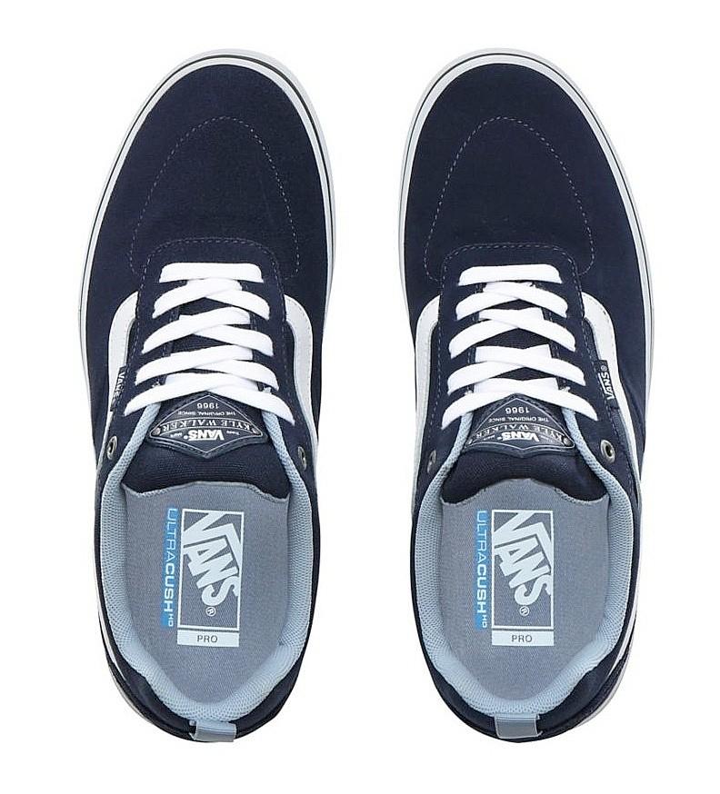 shoes Vans Kyle Walker Pro Dress BluesBlue Fog men´s