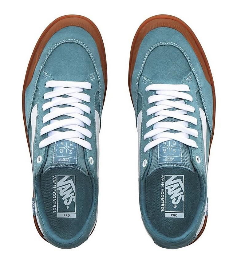 shoes Vans Berle Pro GumSmoke Blue men´s blackcomb