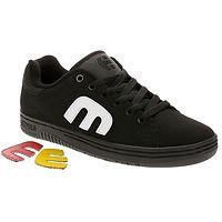 chaussures Etnies Calli-Cut - Black/Black/Black - men´s