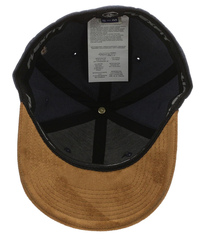 New Volcom Full Performance Brick Flexfit Mens Cap Hat