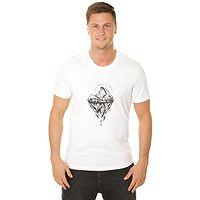 T-Shirt The North Face Flash - TNF White/TNF Black/TNF Black - men´s
