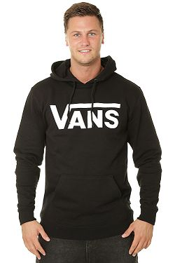 sweatshirt Vans Classic II - Black/White - men´s