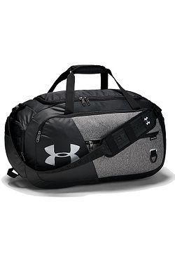 taška Under Armour Undeniable 4.0 Medium Duffel - 040/Graphite Medium Heather/Black/Black