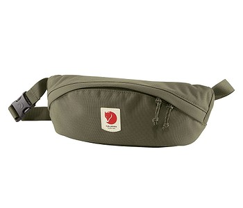ledvinka Fjällräven Ulvö Hip Pack Medium - 625/Laurel Green