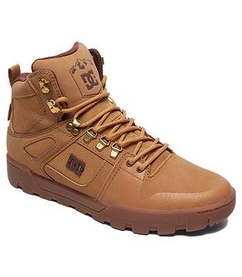 best website bf2fa 185ed shoes DC Pure High -Top WR - TAN/Tan - men´s - blackcomb-shop.eu
