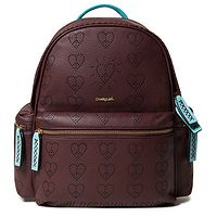 plecak Desigual 19WAKP18/True Love Oss Mi - 3082/Ruby Wine