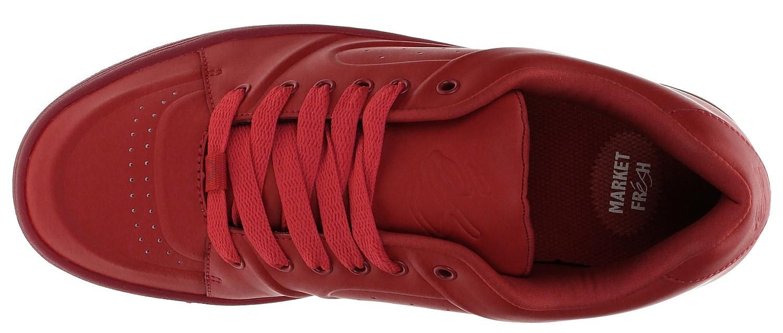 Es Skateboard Shoes Accel OG Bodega Edition Red