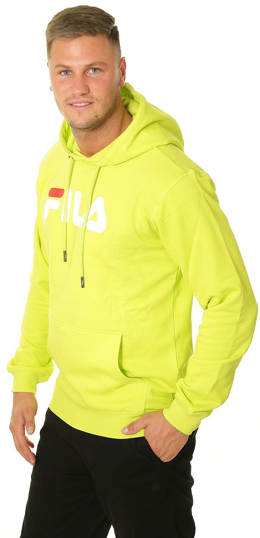 sweatshirt Fila Classic Pure Acid Lime men´s blackcomb