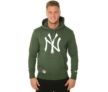 mikina New Era Seasonal Team Logo MLB New York Yankees - Green