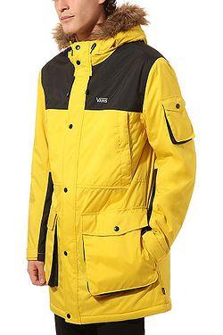jacket Vans Sholes MTE - Sulphur/Black - men´s
