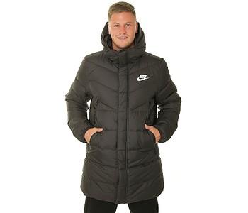 bunda Nike Sportswear Down Fill Windrunner HD Rus - 010/Black/Black/Black/White